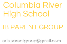 Columbia River High School IB Parent Group
